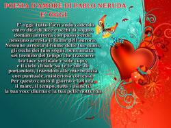 E' OGGI, Pablo Neruda