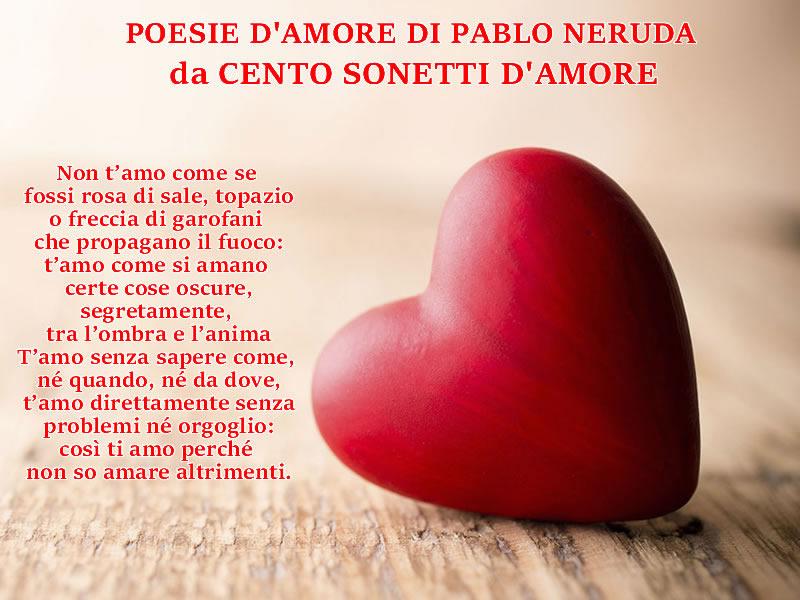 Extrêmement Poesie d'Amore - Le più belle Poesie d'Amore FV63